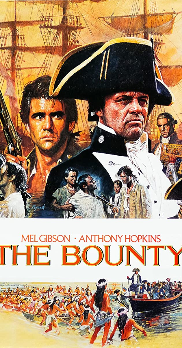 Subtitle of The Bounty