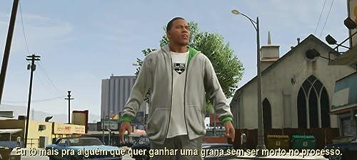 Grand Theft Auto V: Franklin (Portuguese/Brazil Subtitled)