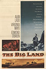 The Big Land Poster