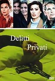 Delitti privati Poster