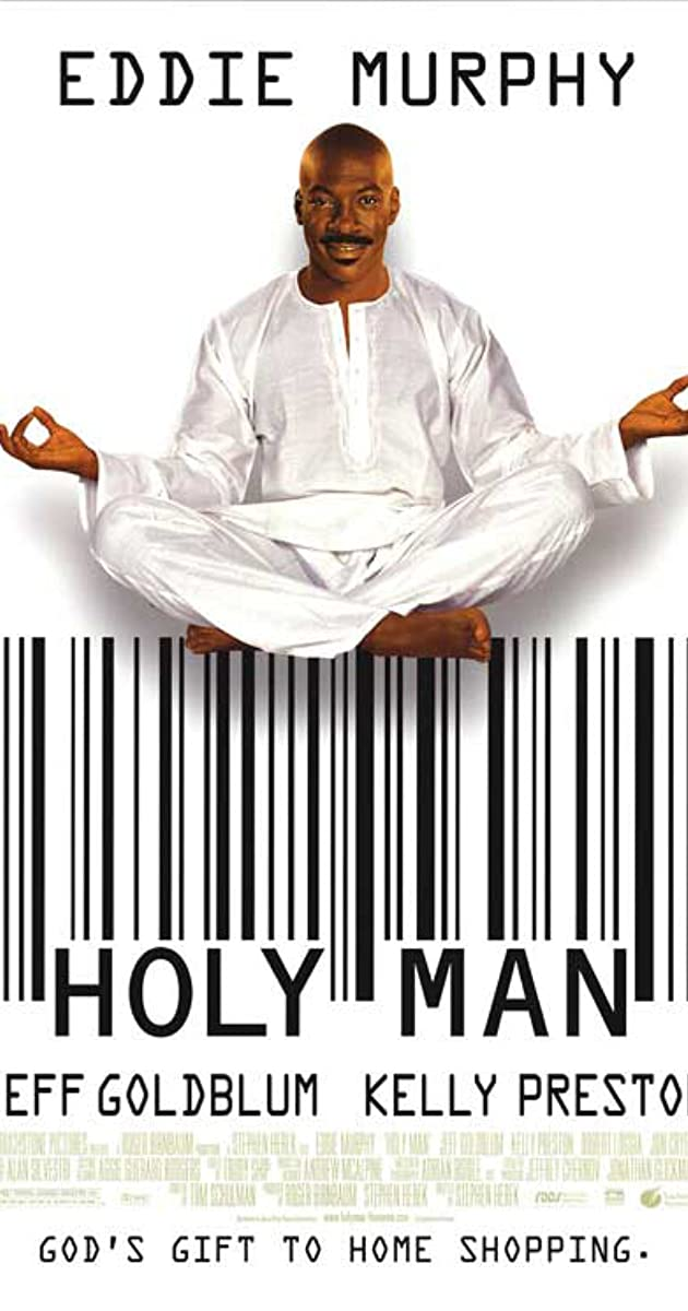 Subtitle of Holy Man