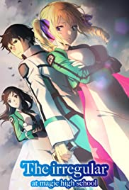 The Irregular at Magic High School Poster