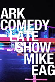 Dark Comedy Late Show Poster