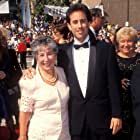 Jerry Seinfeld at an event for The 44th Annual Primetime Emmy Awards (1992)
