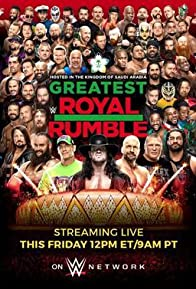 Primary photo for WWE Greatest Royal Rumble