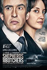 Steve Coogan and Andrea Riseborough in Shepherds and Butchers (2016)