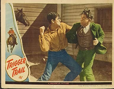 New free downloadable movies Trigger Trail by Lew Landers [2K]
