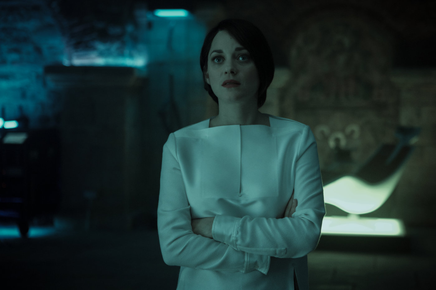 Marion Cotillard in Assassin's Creed (2016)