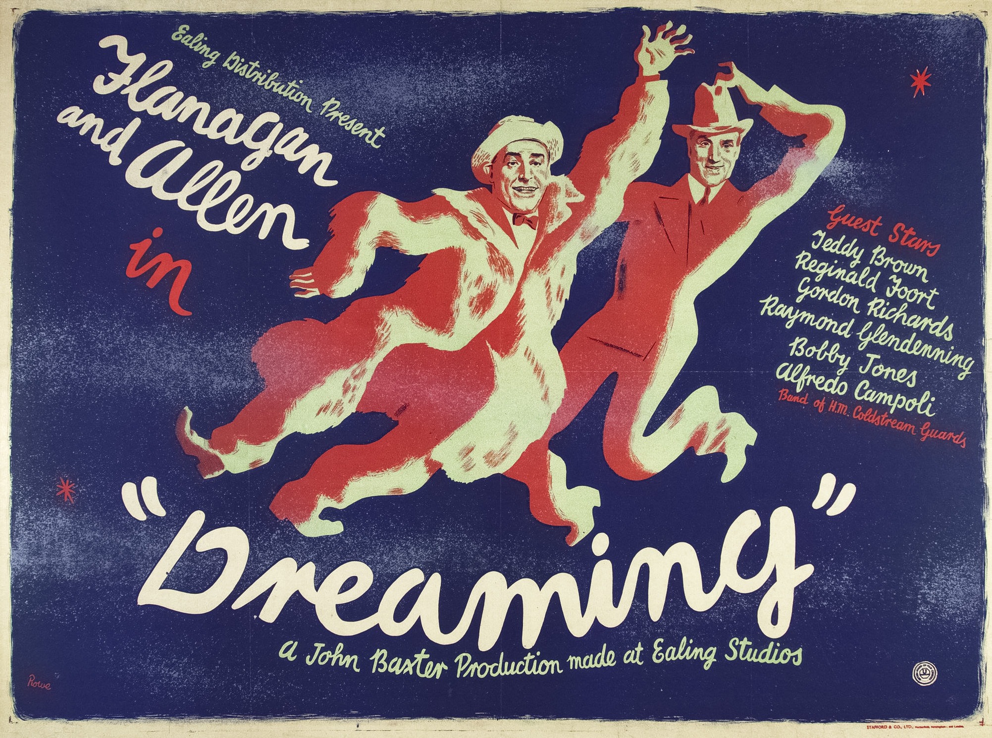 Chesney Allen and Bud Flanagan in Dreaming (1944)