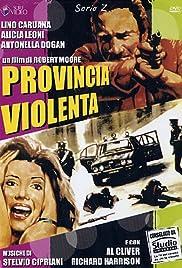 Provincia violenta Poster