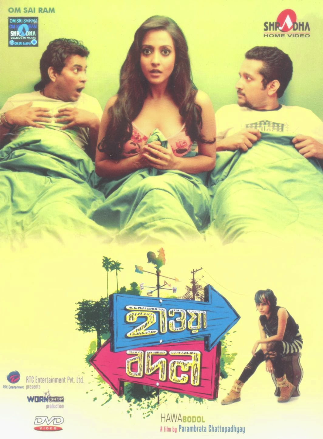 Hawa Bodol (2021) Bengali WEB-HDRip 720p x264 AAC 700MB Download