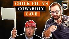 Cueva cobarde de Chick-fil-A