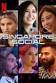Singapore Social Poster