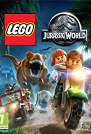 Lego Jurassic World Poster