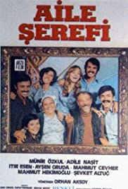 Aile Serefi Poster