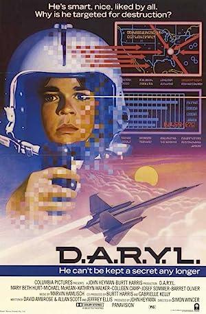 D.A.R.Y.L. 1985 9