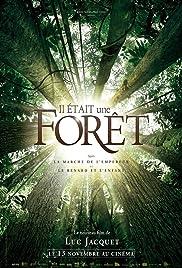 Il était une forêt Poster
