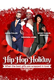 Hip Hop Holiday Poster