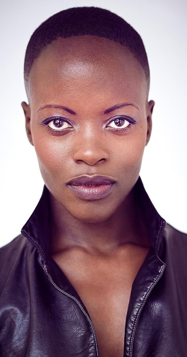 Florence Kasumba Nude Photos 25