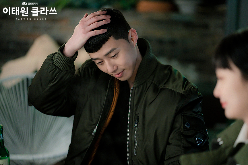 Park Seo-Joon in Itaewon Class (2020)