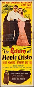 Hollywood action movies 2018 download The Return of Monte Cristo [720x594]