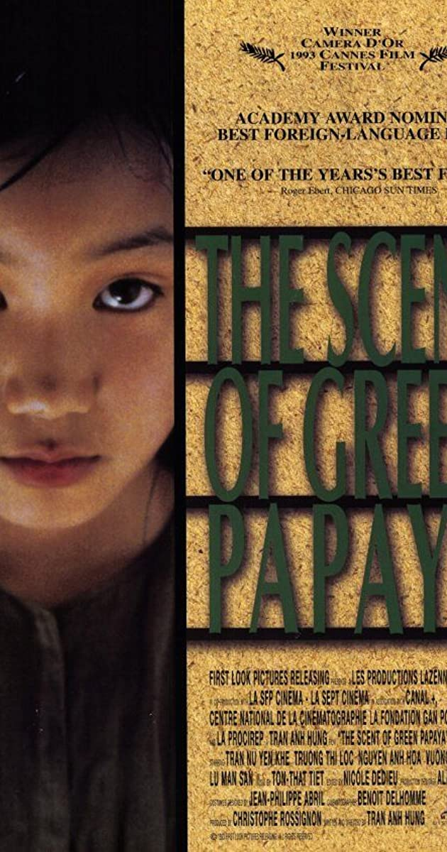 The Scent of Green Papaya (1994) Subtitles