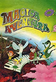 Magic Adventure Poster