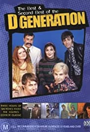 The D Generation Poster
