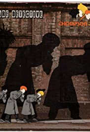 Thompson Twins: We Are Detective Poster