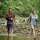 Melanie Stone and Casey Elliott in Retreat to Paradise (2020)