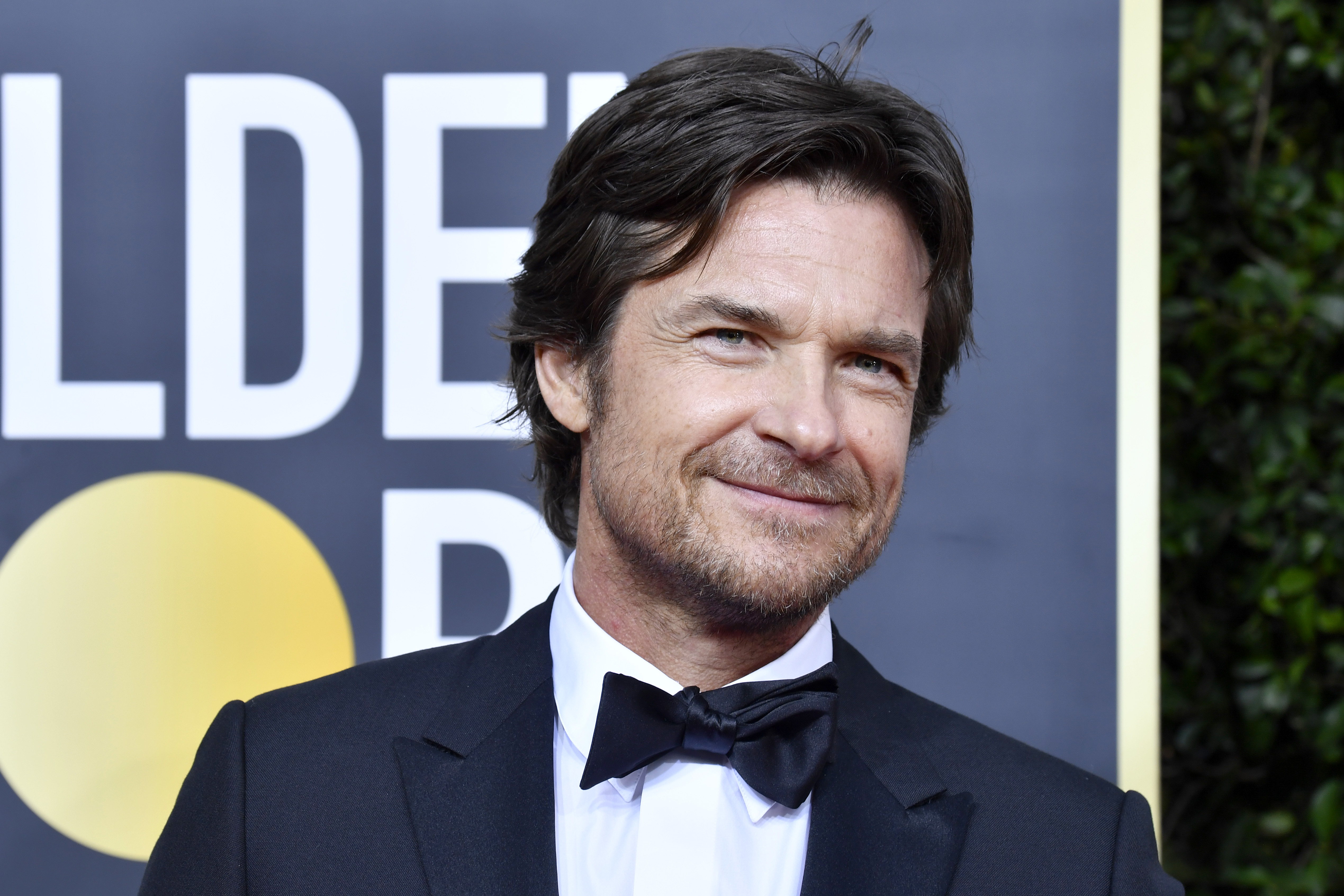 Jason Bateman at an event for 2020 Golden Globe Awards (2020)