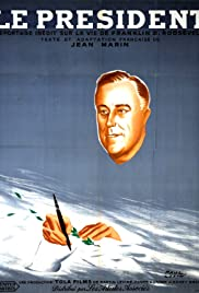 The Roosevelt Story Poster