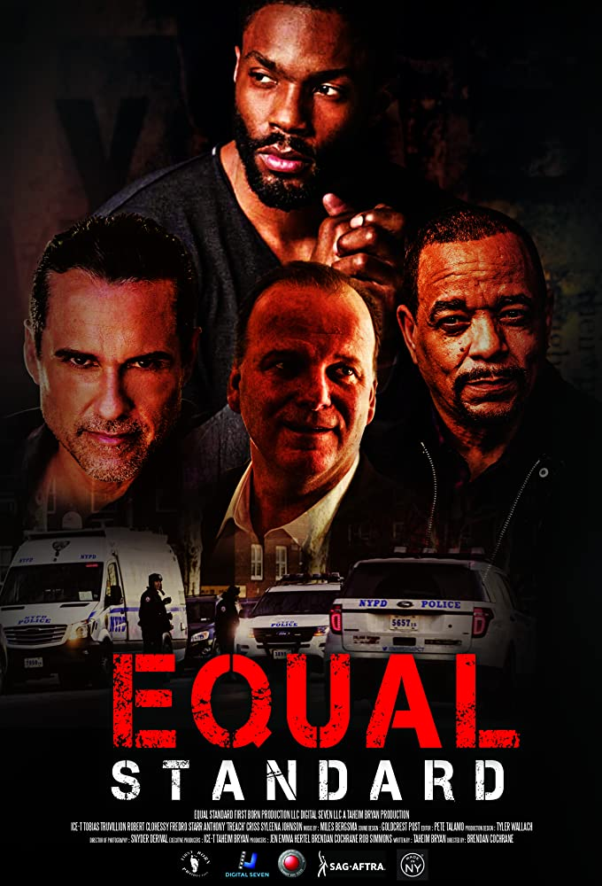 Equal Standard 2020 English 317MB HDRip Download
