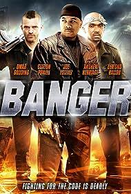 Joe Estevez, Omar Gooding, Clifton Powell, Andrew Herriage, and Demond Ballou in Banger (2016)