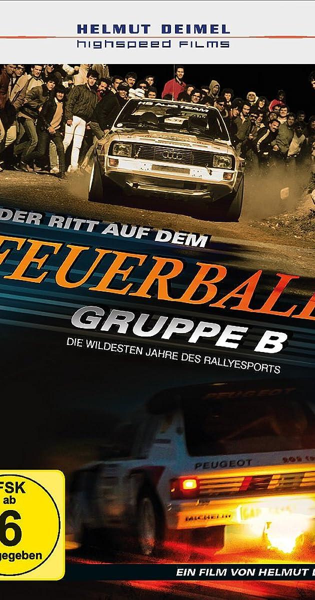 Gruppe B - Der Ritt auf dem Feuerball (2016) Subtitles