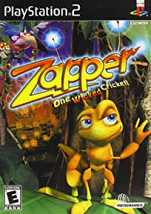 Website for downloading free 3gp movies Zapper: One Wicked Cricket! USA [720x594]