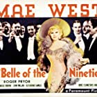 Frederick Burton, Stuart Holmes, John Miljan, James Pierce, Roger Pryor, and Mae West in Belle of the Nineties (1934)