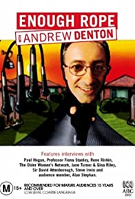 Primary photo for Enough Rope with Andrew Denton
