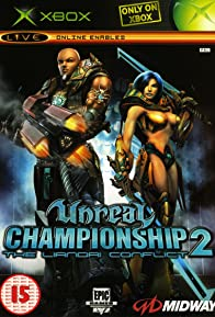 Primary photo for Unreal Championship 2: The Liandri Conflict