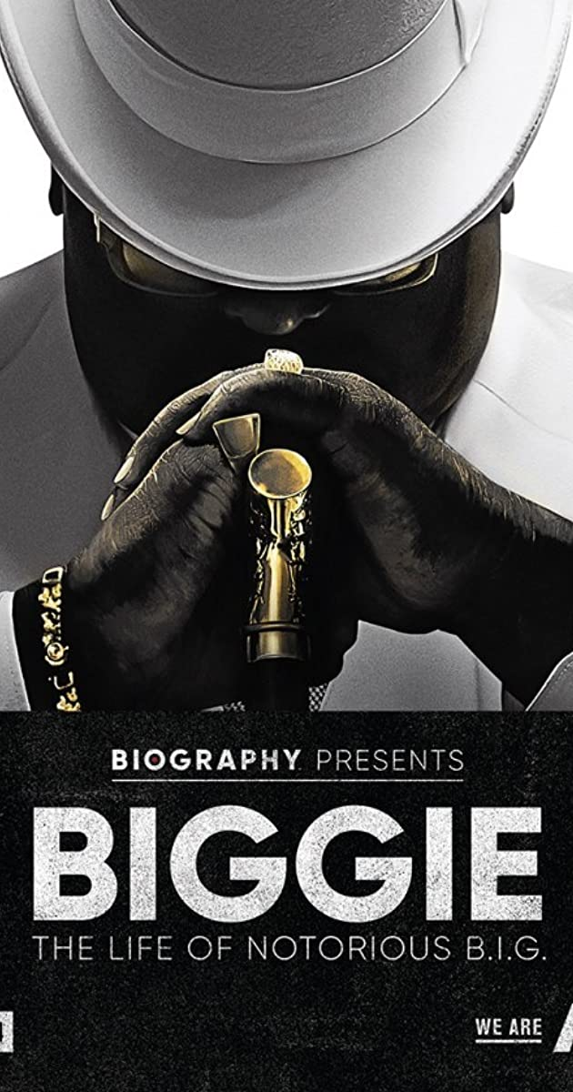 Subtitle of Biggie: The Life of Notorious B.I.G.