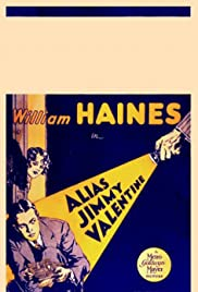 Alias Jimmy Valentine Poster