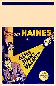 🎦 Movies database free download Alias Jimmy Valentine (1928) [mkv