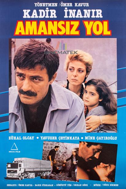 Amansiz yol ((1985))