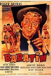 Baratin Poster