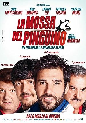 poster La mossa del pinguino
