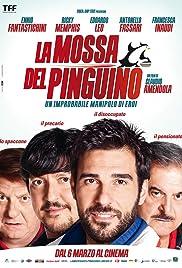 La mossa del pinguino Poster