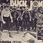 Barney Beasley, Bob Burns, Herman Hack, Buck Jones, Jack Kirk, Jim Mason, Bud McClure, Bud Pope, Frank Rice, Glenn Strange, and Lupita Tovar in Border Law (1931)