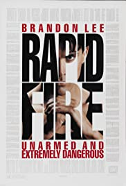 Rapid Fire Poster
