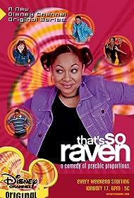Orlando Brown, T'Keyah Crystal Keymáh, Raven-Symoné, Rondell Sheridan, Kyle Massey, and Anneliese van der Pol in That's So Raven (2003)