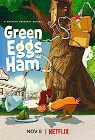 Michael Douglas and Adam Devine in Green Eggs and Ham (2019)